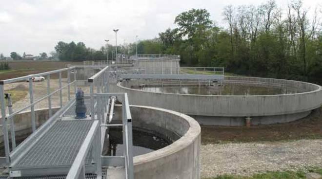 In funzione a Gragnano il nuovo impianto di depurazione