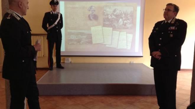 Giuseppe Rosati Calendario.Il Carabiniere E La Famiglia Presentato Il Calendario
