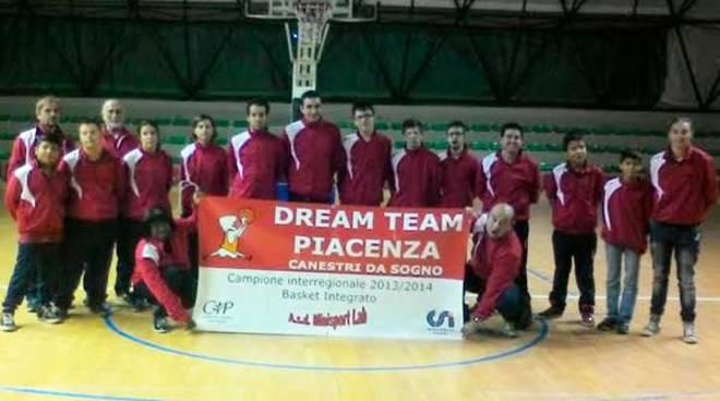 Basket integrato, il Dream Team si impone a Lodi