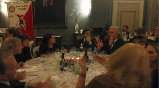 Cena Rotary Sant'Antonino