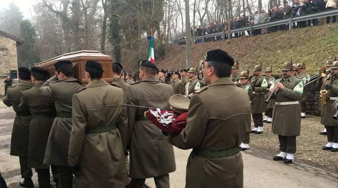 Stroncato da un arresto cardiaco, addio al generale al Fabrizio Castagnetti