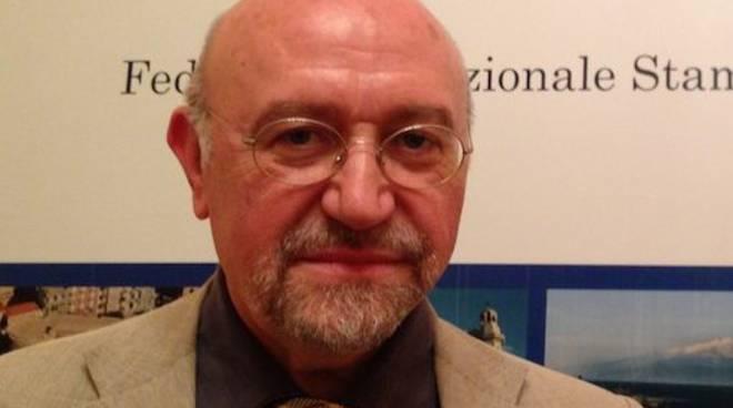 Giovanni Rossi, presidente Ordine dei Giornalisti