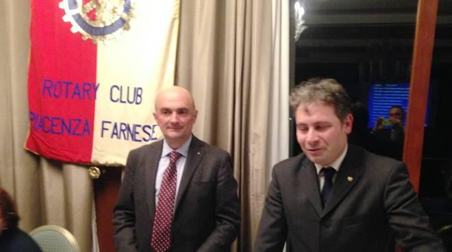 Incontro Rotary Francesco Nicolini