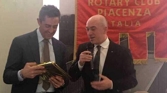 Incontro Rotary Piacenza con il presidente di Confindustria