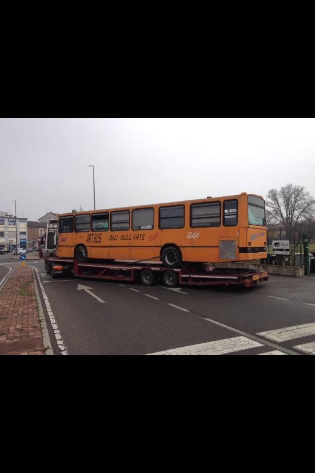 L'ultimo viaggio del bus di Spazio 4