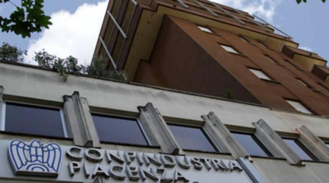 La sede di Confindustria Piacenza