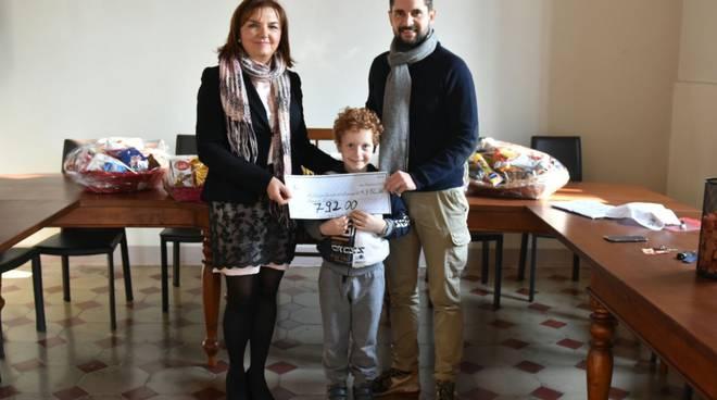 Lotteria benefica a Gragnano