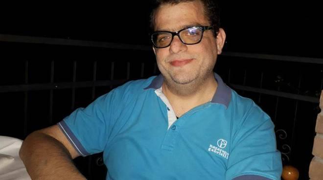 Michele Lizzori, volontario Aido