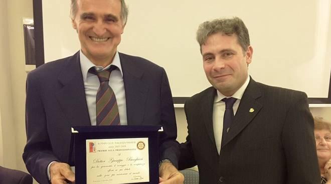 Premiazione Giuseppe Braghieri