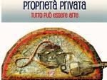 'Proprietà privata - Tutto può essere arte', la locandina della mostra