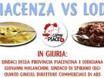 Sfida culinaria Piacenza vs Lodi