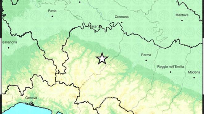 Terremoto Lugagnano