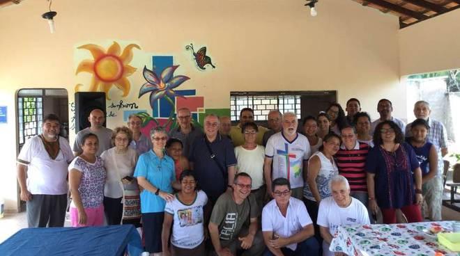 Viaggio missionario in Brasile della Diocesi di Piacenza - Bobbio