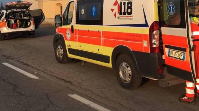 118 e vigili del fuoco