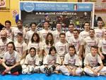 Kick Boxing, la C.E. Yama Arashi fa incetta di medaglie a Ponzano: 21 allori conquistati