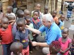 Carlo Ruspantini in Uganda