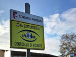 Cartelli di controllo vicinato all'Infrangibile