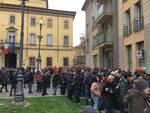 """Corteo """"mai più fascismi"""" a Piacenza"""