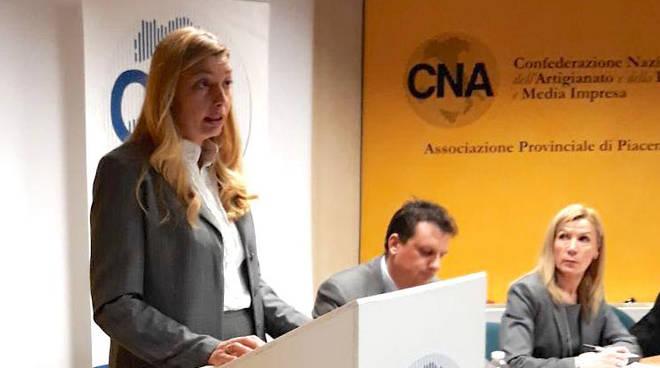 Elena Murelli in Cna