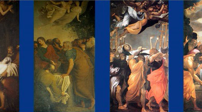 Gaspare Landi vs Ludovico Carracci