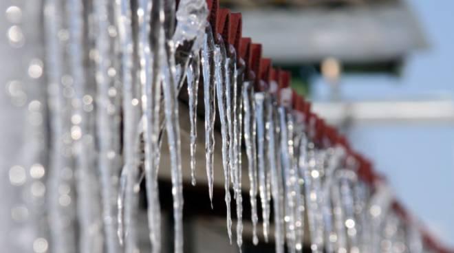 Neve fino a domenica, poi arriva il grande gelo