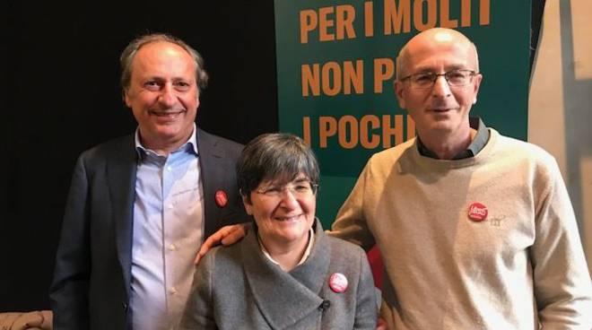 Ghisoni, Maria Cecilia Guerra,Cacciatore per Liberi e Uguali