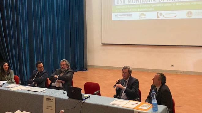 Il convegno di Confcooperative a Bobbio