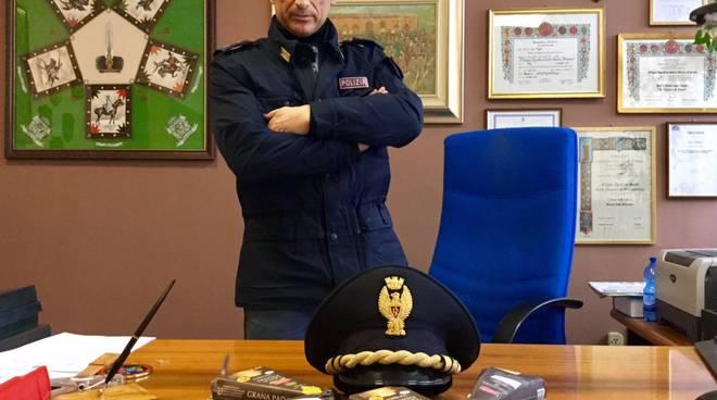 Il formaggio grana recuperato dalla polizia