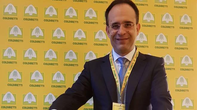 Il presidente nazionale della Coldiretti Roberto Moncalvo
