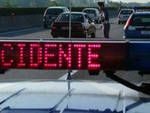 Incidente autostrada