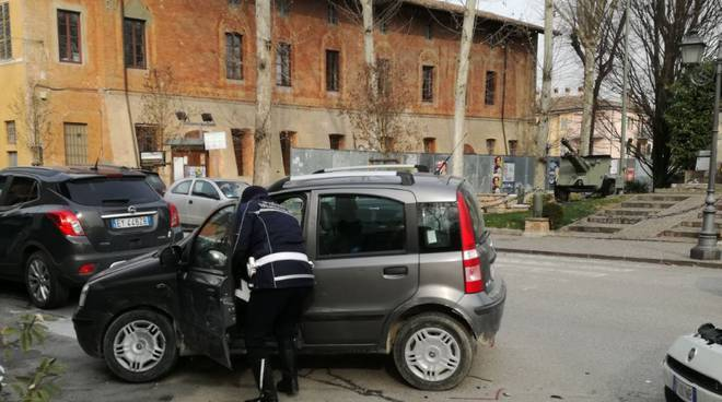 incidente Carpaneto