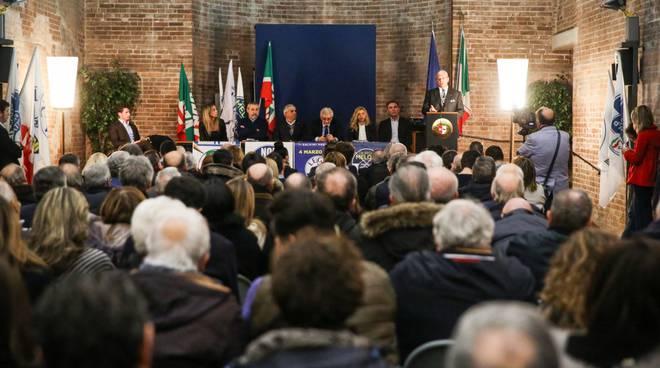 Incontro centrodestra in Sant'Ilario per le elezioni 2018