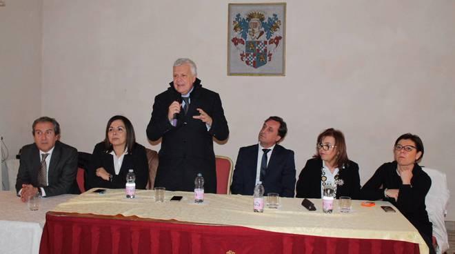 Incontro con il ministro Gian Luca Galletti