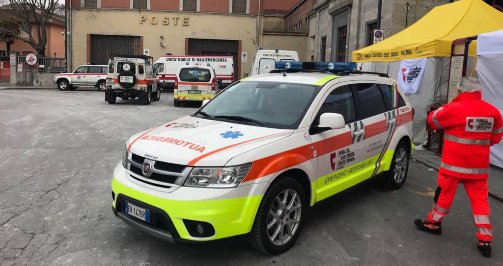 Emergenza gelo stop ai mezzi pesanti anpas mobilitata - Enel richiesta interramento linea ...