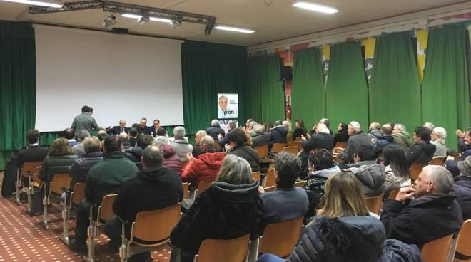 L'incontro di Fratelli d'Italia a Borgonovo