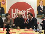 L'incontro di Liberi e Uguali
