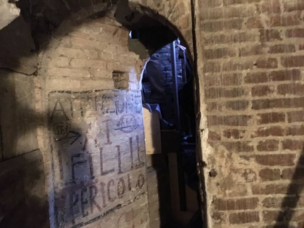 La salita al Pordenone con Vittorio Sgarbi