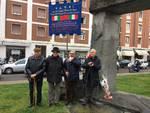 """manifestazione """"mai più fascismi"""" a Piacenza"""