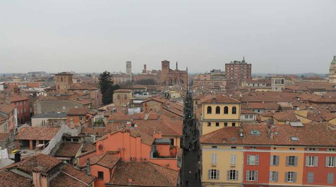 Piacenza panorama