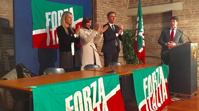 Presentazione candidate Forza Italia alle elezioni del 4 marzo