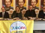 Presentazione candidati Più Europa con Emma Bonino