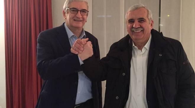Tommaso Foti e Pietro Pisani