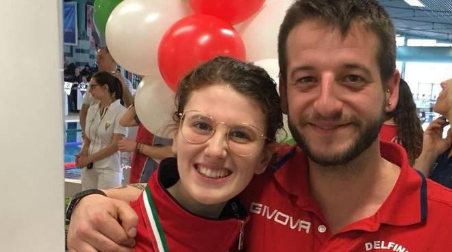 Alice Brolli e Federico Bilicchi