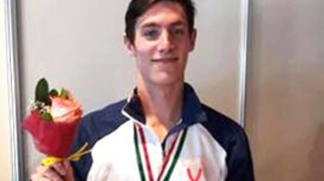Andrea Vergani campionato nuoto