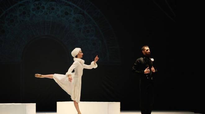 Anna Karenina al teatro Municipale