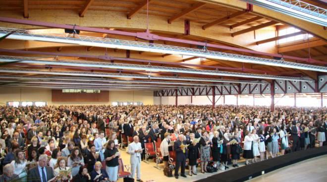 Assemblea testimoni di Geova a Mantova