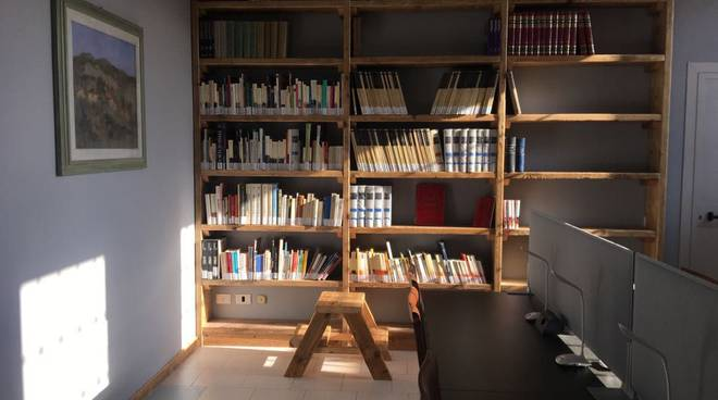 Biblioteca di Lugagnano