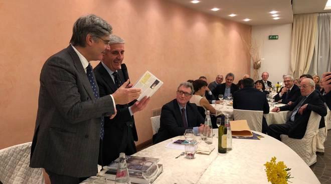 Barbara D'Urso ospite a Quinta Colonna stasera intervista con Paolo Del Debbio