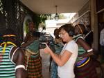 Eloise Barbieri in Africa Mission
