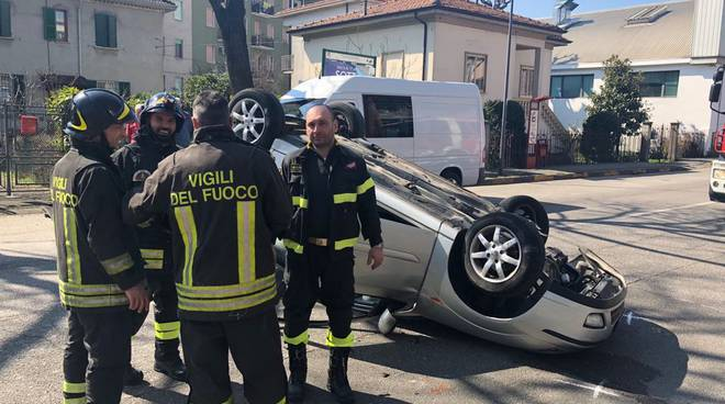 incidente via Boselli